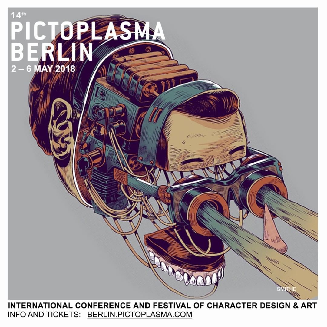 pictoplasma design festival by smithe