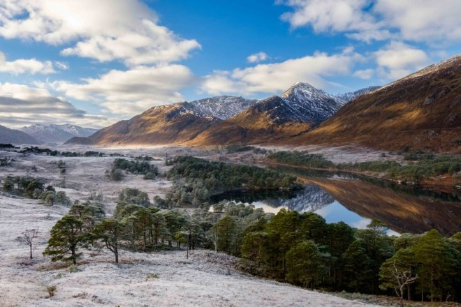 wild affric scottish photographer by paul webster
