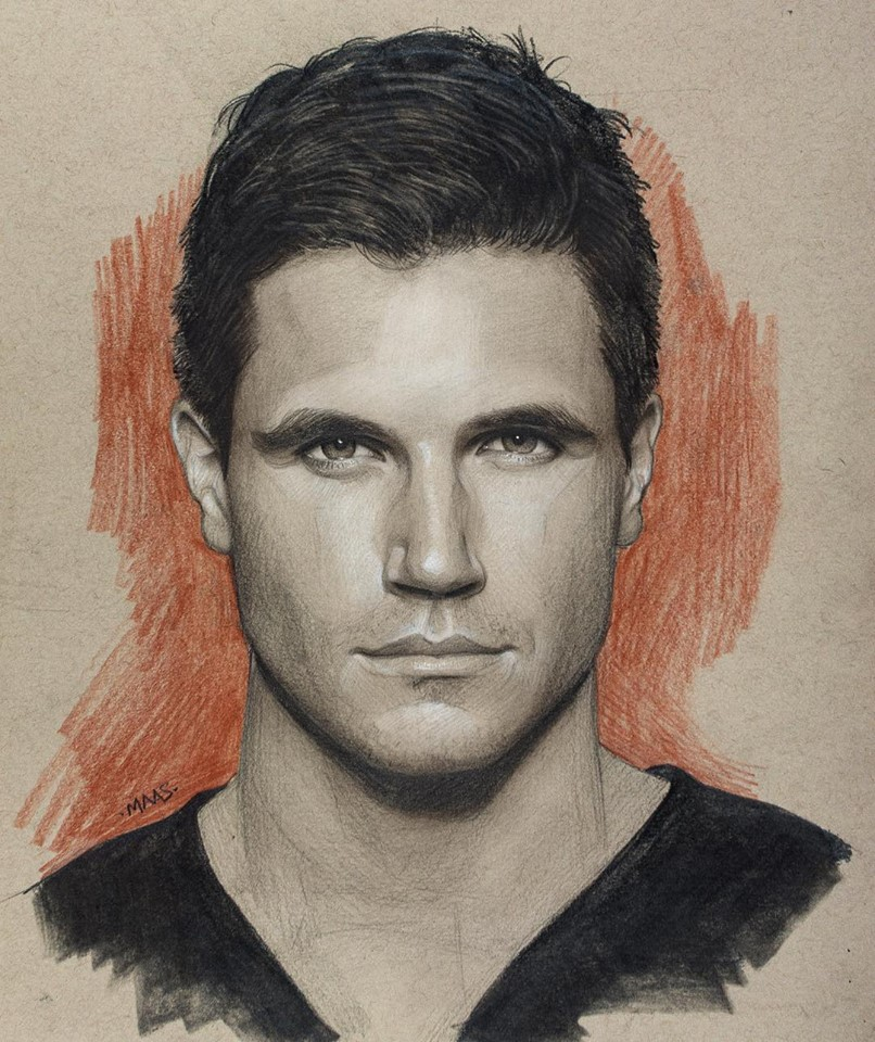 graphite drawing sketches robbieamell