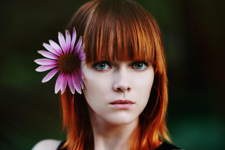 portrait photography woman