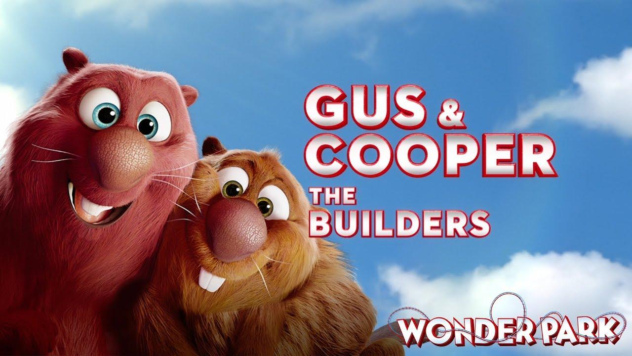 3d animation movie gus cooper wonder park