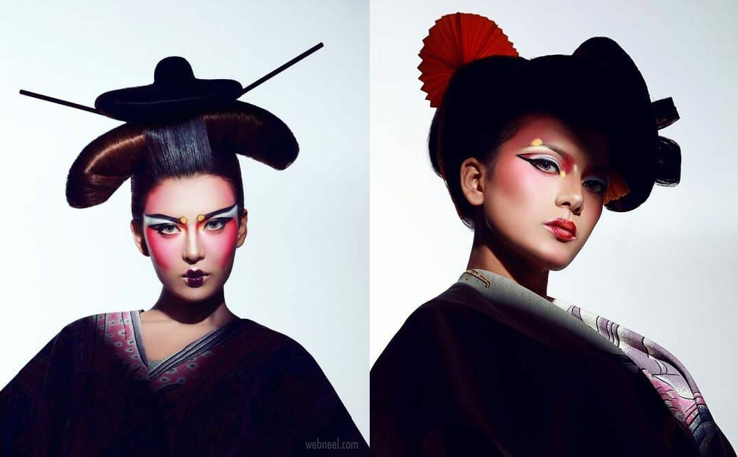 beauty photography retouching