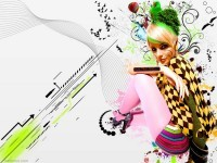 10-photo-effect-girl-poster-colors