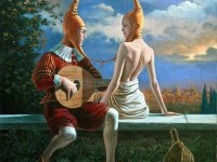 11-obscurity-of-a-honeymoon-surreal-painting
