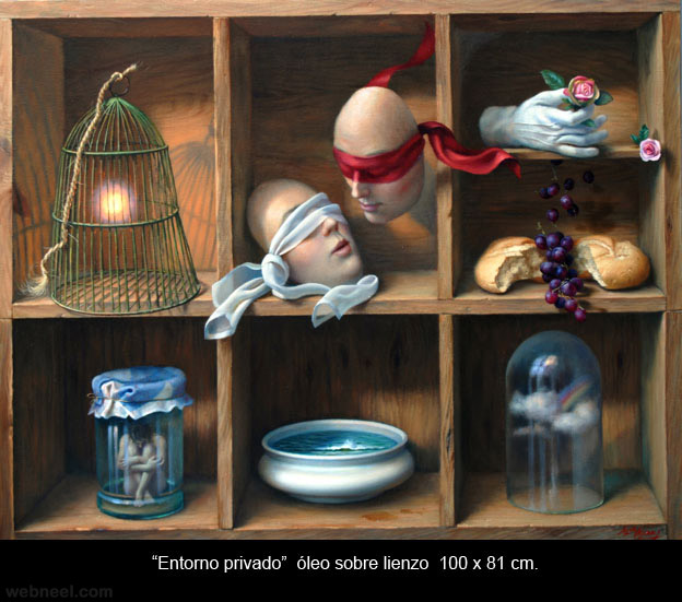 surreal painting best creative