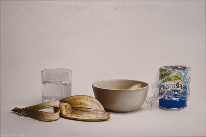 hyper realistic painting