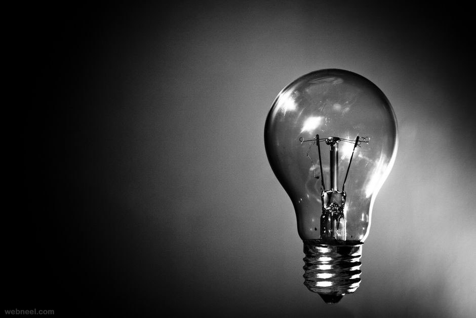 light bulb by marios