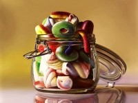 2-candy-oil-painting-by-roberto-bernardi
