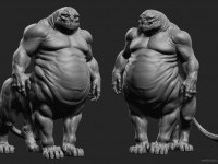 24-beast-zbrush-model-by-rodrigue-pralier
