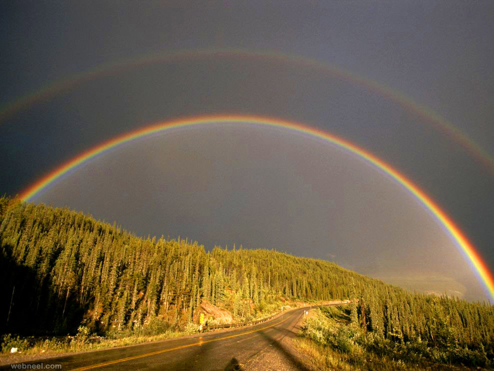 Essay on rainbow a natural beauty