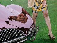 9-realistic-car-painting-by-cheryl-kelley