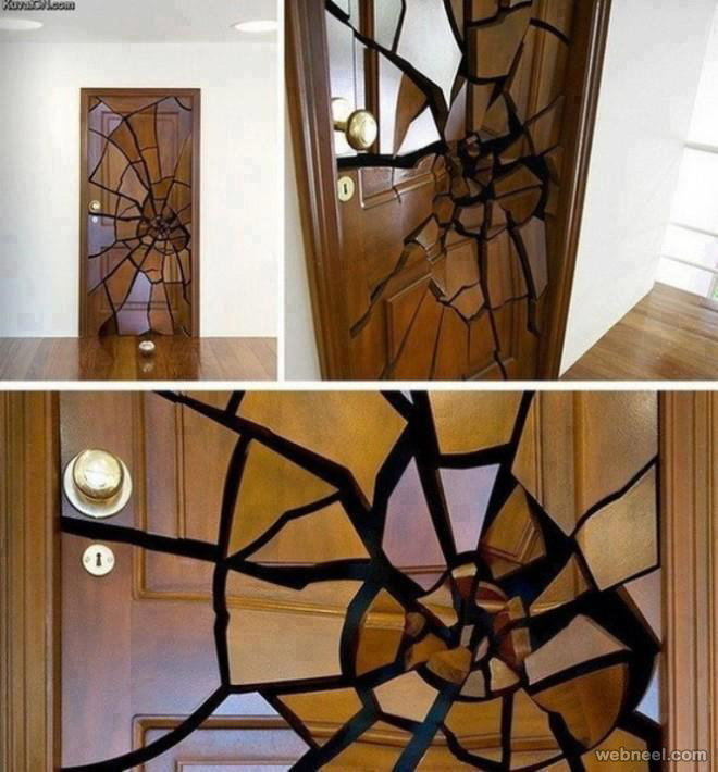Creative Door Design Full Image