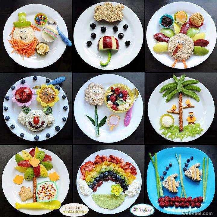 Design inspiration daily inspiration creative food art for Creation cuisine