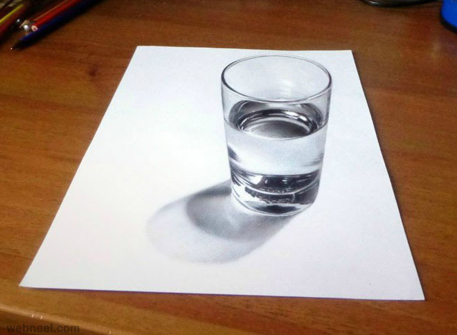 3d pencil drawing 3d pencil drawing