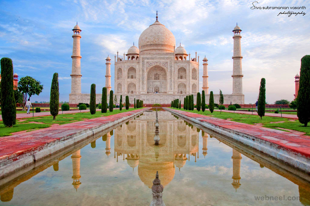 25 Beautiful Taj Mahal Photos Most Photographed Building In The World