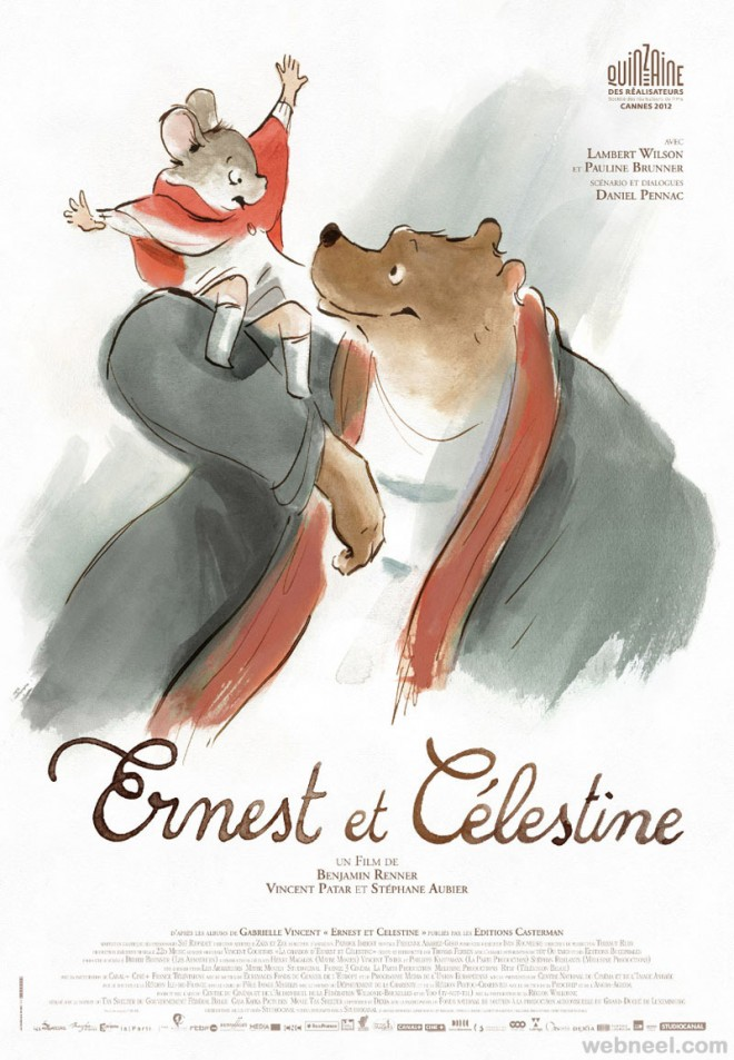 Ernest and Celestine Movie