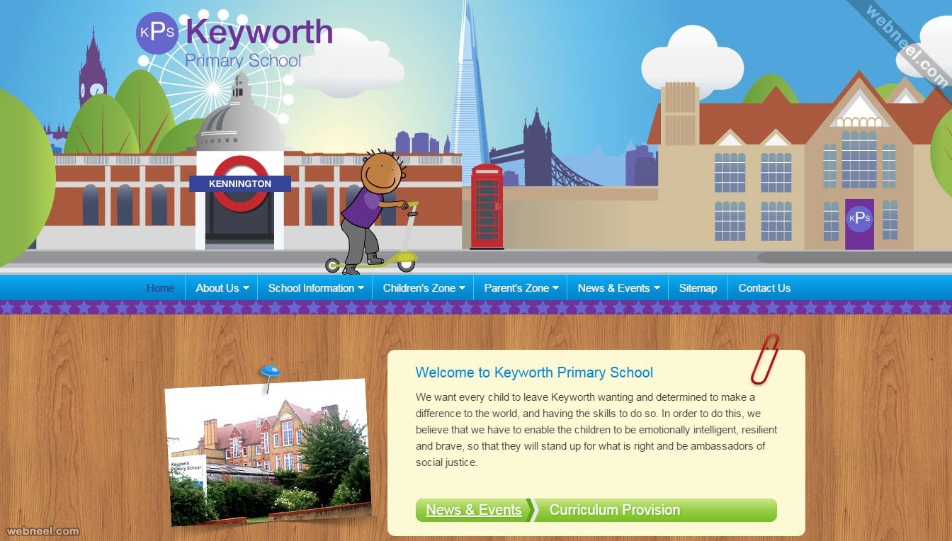 school website kps uk