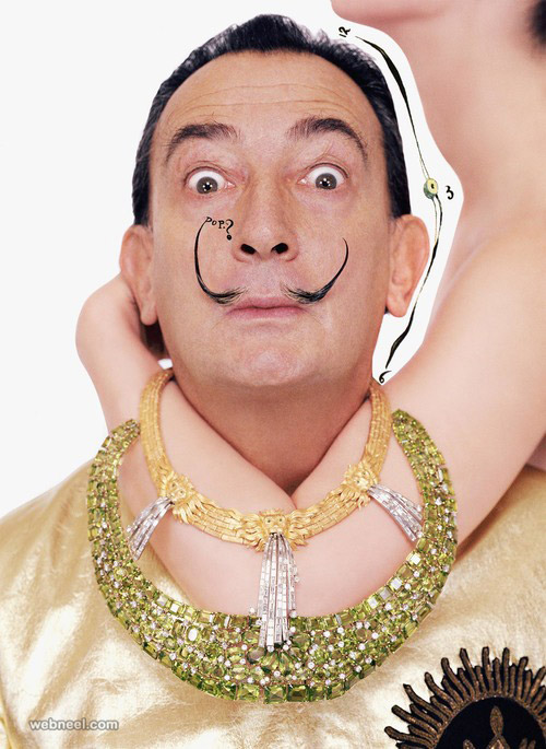 salvador dali best photographer richard avedon