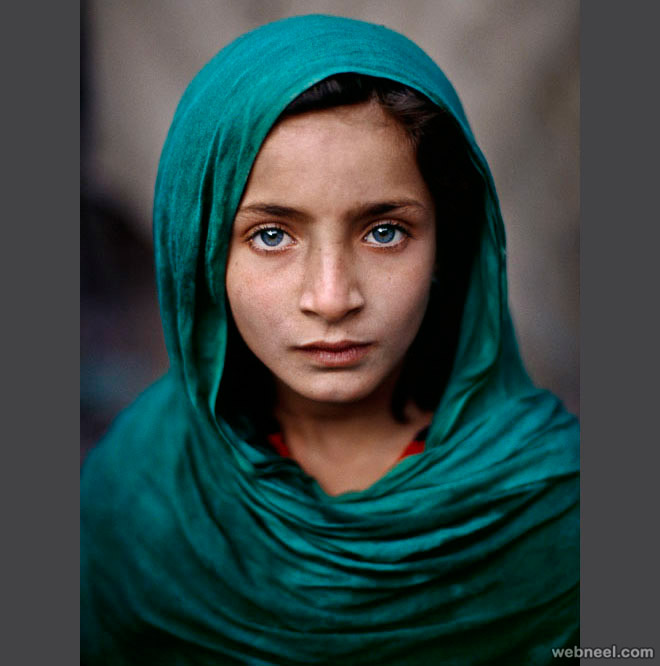 afghan girl best photographer steve mccurry