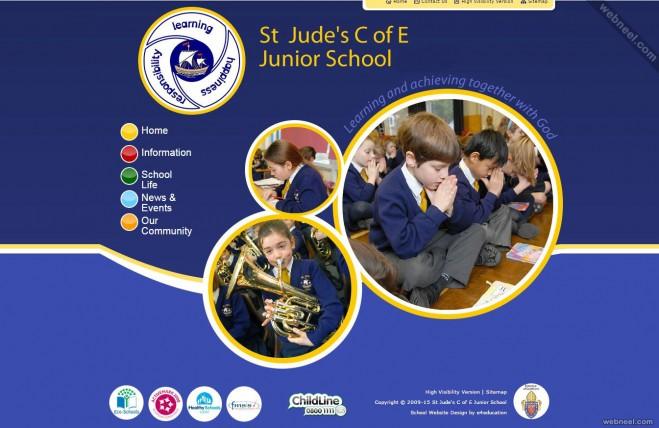 school website stjudes