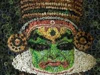 6-paper-sculpture-kathakali