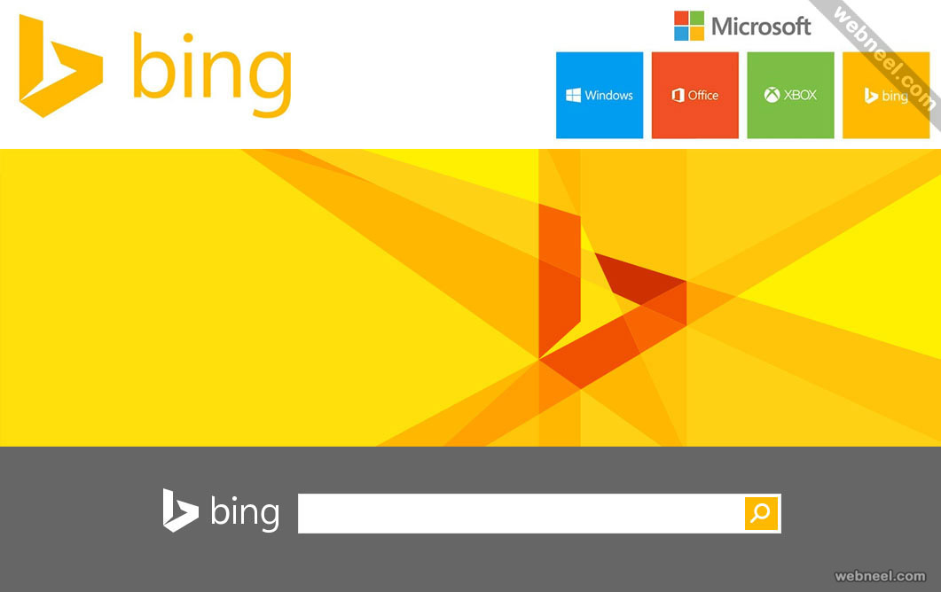most popular website bing
