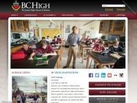 7-school-website-bchigh