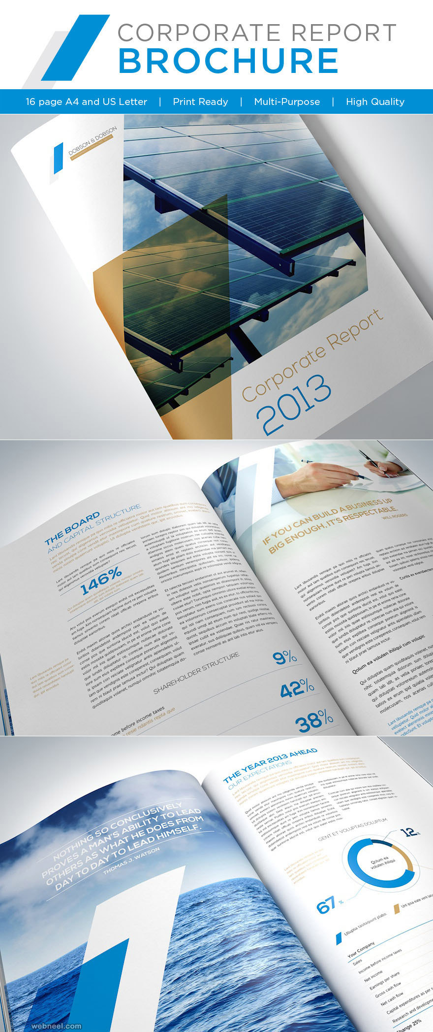 cost to design a brochure - 25 best brochure design examples and ideas for your