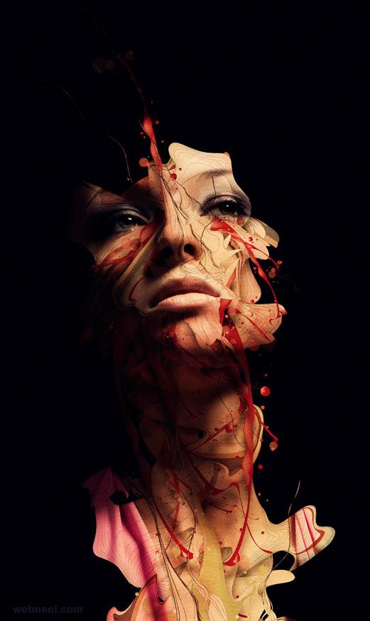 photo manipulation by alberto seveso