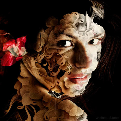 photo collage by alberto seveso