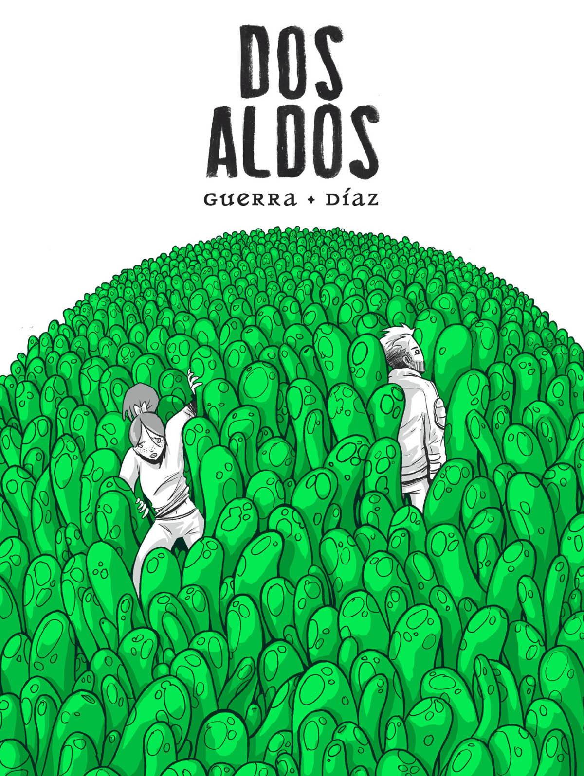 dos aldos award winning maga illustration by guerra diaz
