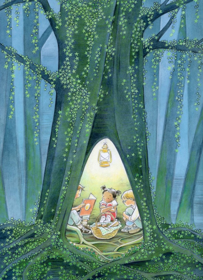 stars illustration by marla frazee
