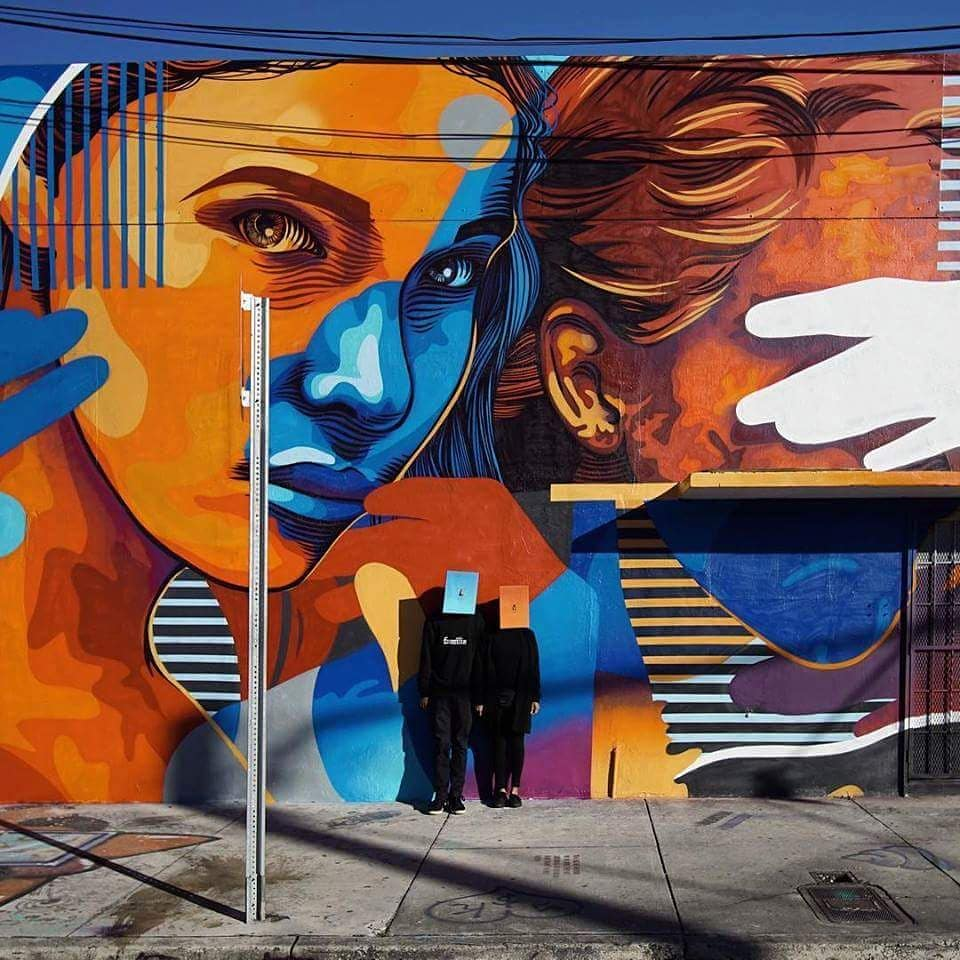 colorfu painting by dourone