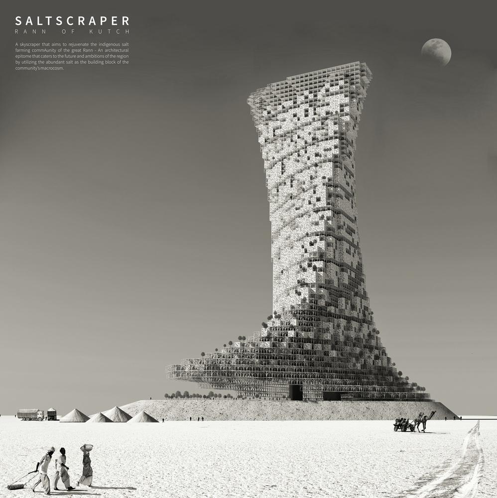 saltscraper evolo skyscraper competition architecture design