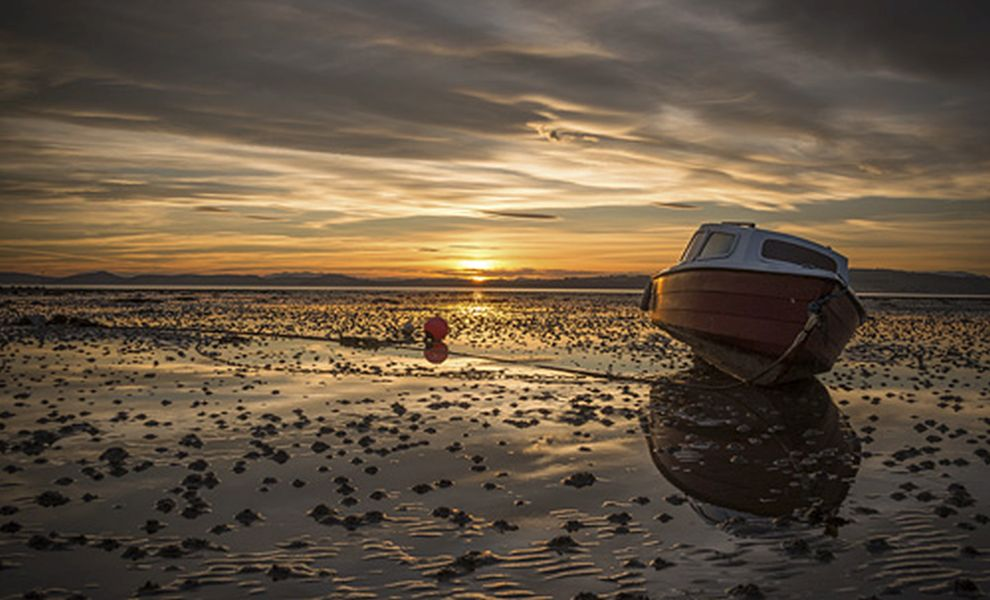 sunset scottish photographer of the year by tomasz