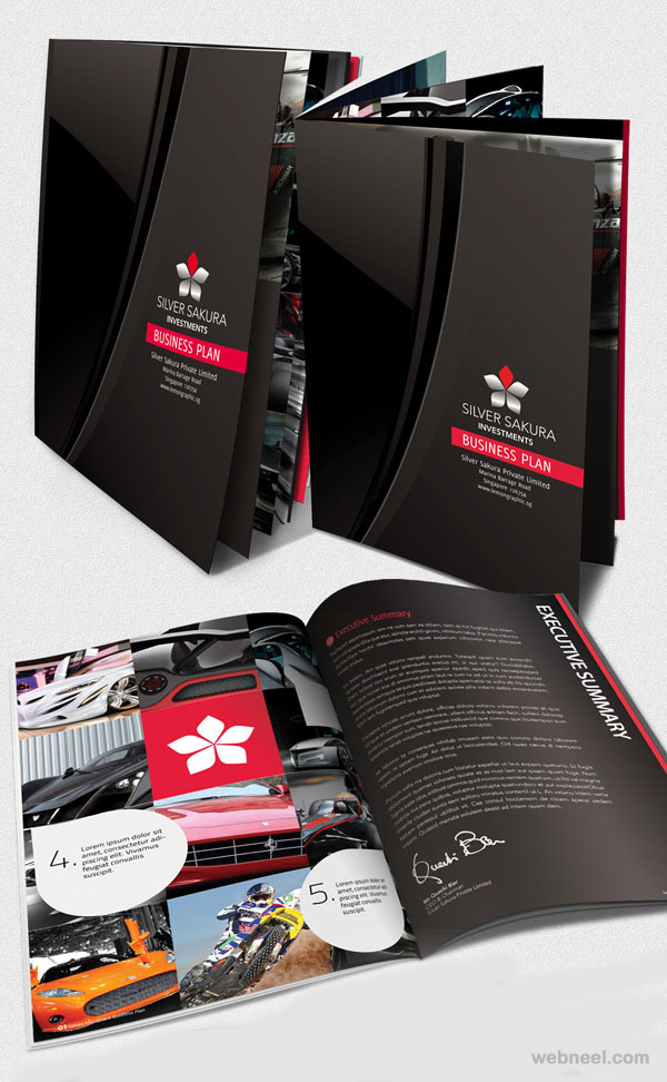 brochure design inspiration corporate brochure design inspiration