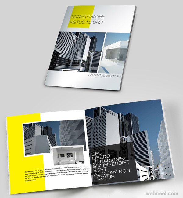 25 creative corporate brochure design examples playmagazine