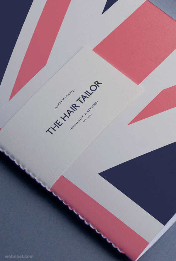 hairtailor creative branding design