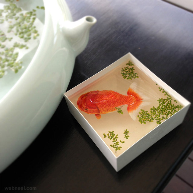 fish paintings