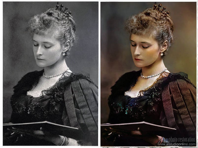 photo restoration by alstudioonline