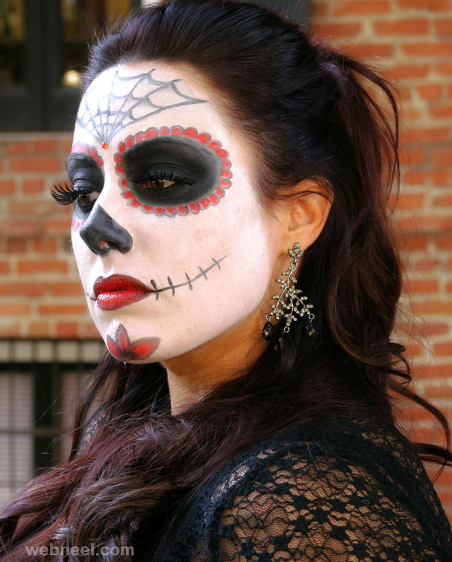 Best Halloween Face Painting Ideas images - Best Halloween Face Painting Ideas