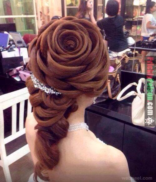 creative hari style