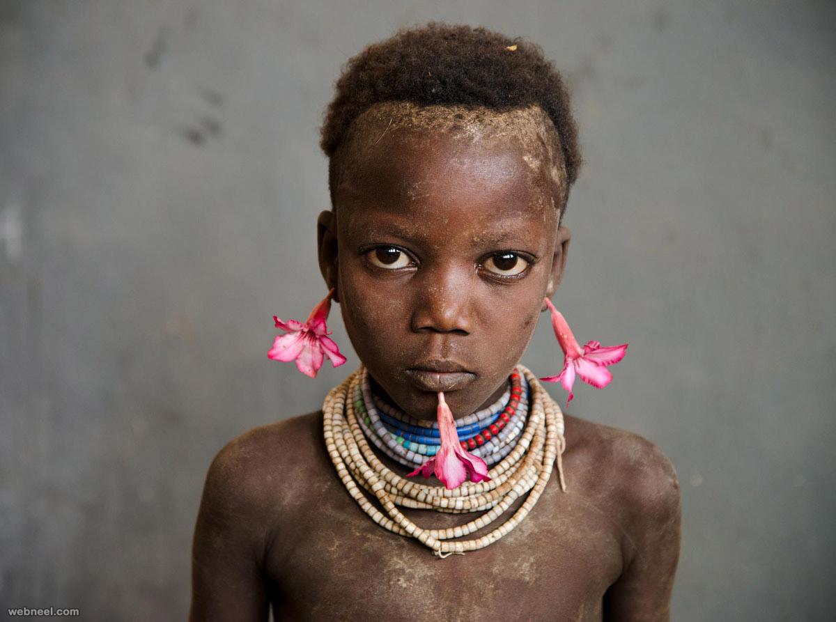 Portrait Photography By Stevemccurry