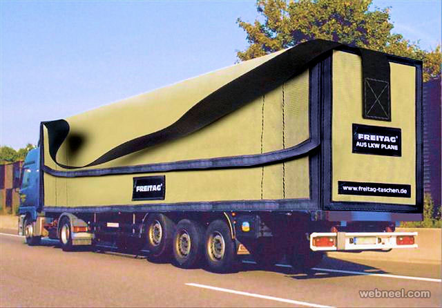 german truck art