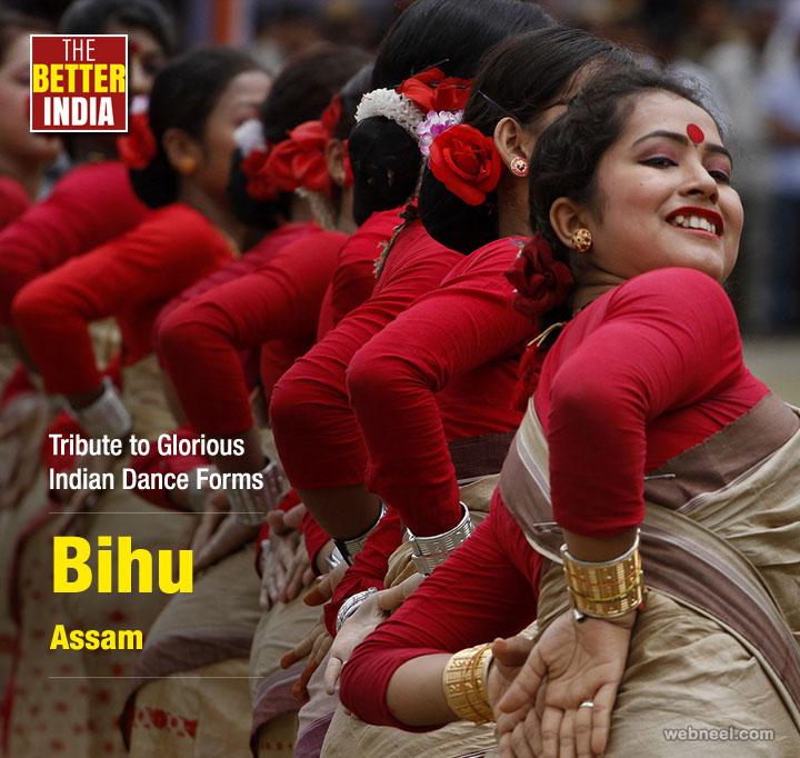 bihu assam indian dance photography by associated press
