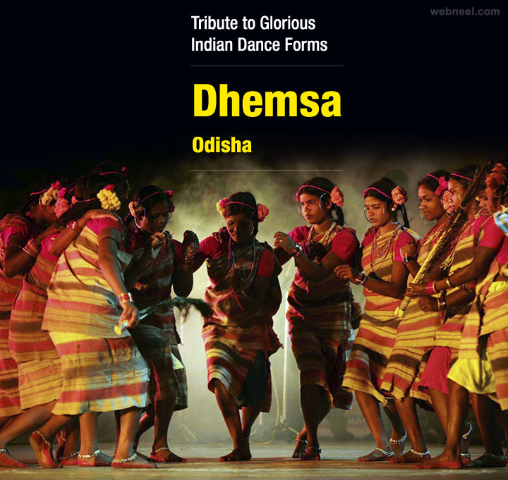 dhemsa india dance photography by associated press