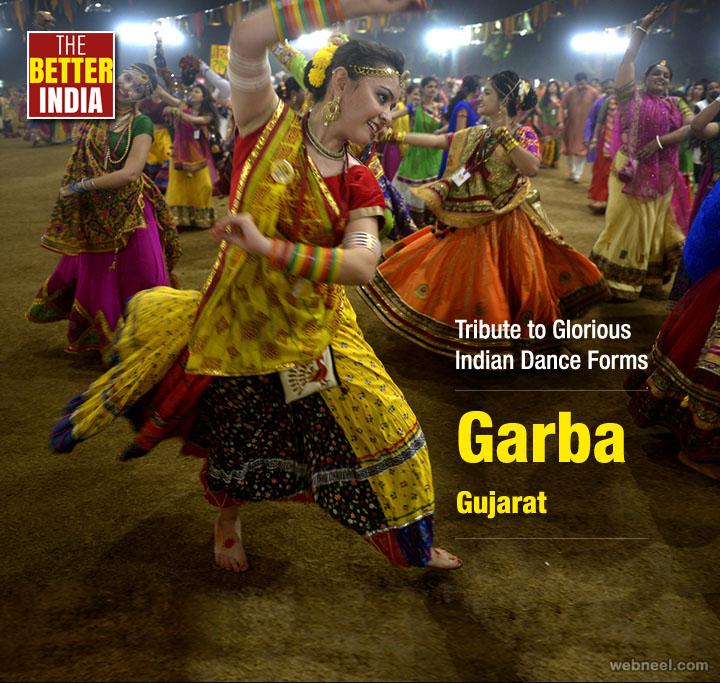 garba gujarat indian dance photography by mint