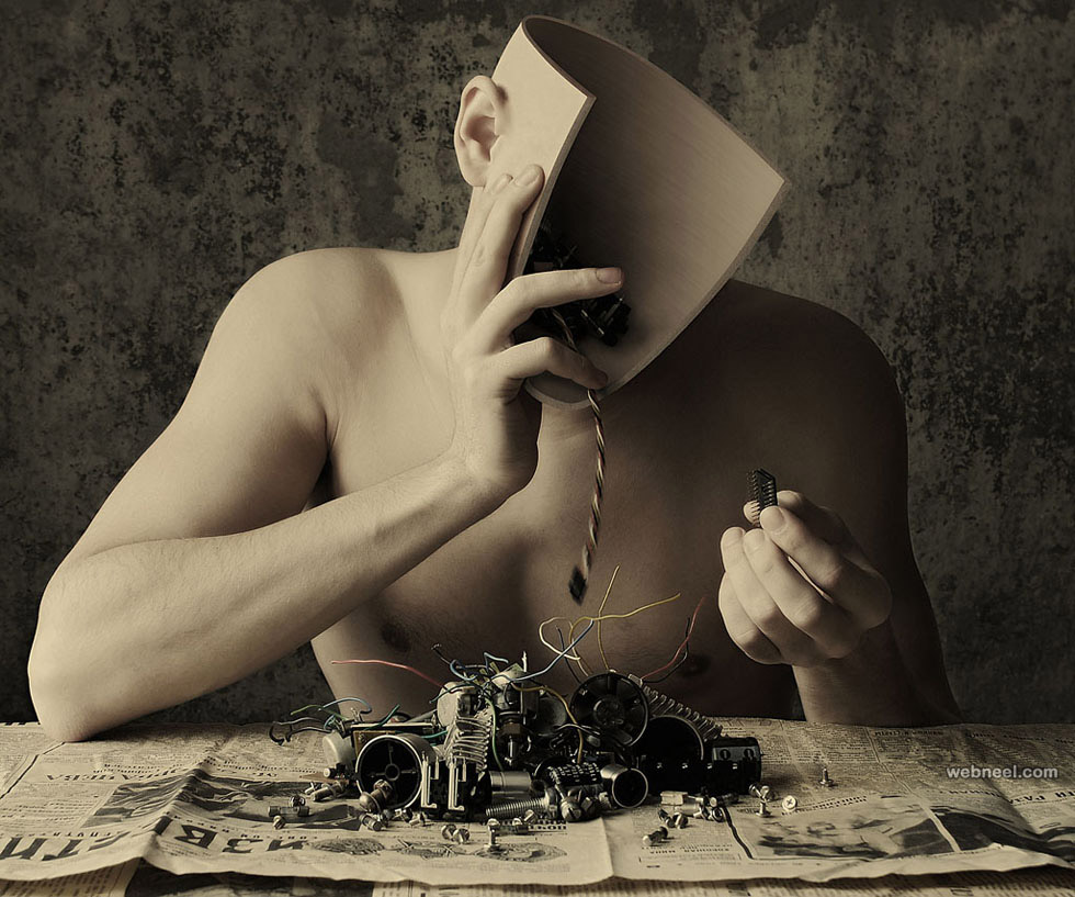 assembler photo manipulation by kosmur
