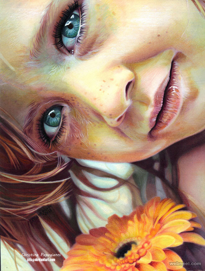 12 hyper realistic color