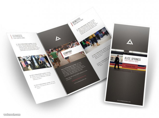 50 Creative Corporate Brochure Design ideas for your Inspiration
